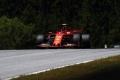Leclerc se lleva la accidentada segunda tanda de libres en el Red Bull Ring