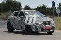 La nueva generación del Nissan Juke sigue perdiendo camuflaje