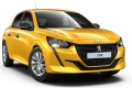 Así es la versión más básica del nuevo Peugeot 208, tiene un interior muy modesto