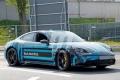 Prototipos de pre-producción del nuevo Porsche Taycan se dejan ver en Nürburgring