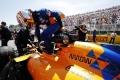 """Sainz: """"Quiero seguir proporcionándole a McLaren liderazgo, estoy disfrutando mucho"""""""