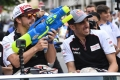 Buemi ve a Fernando Alonso en la Fórmula E en el futuro