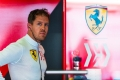 """Vettel, furioso con la FIA tras la sanción: """"Así no, esto no es justo"""""""