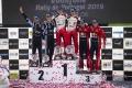 La victoria de Ott Tänak en Portugal aprieta el WRC