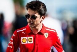 """Alonso: """"Charles Leclerc lo tiene todo para alcanzar el éxito"""""""