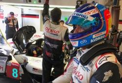 """Alonso, tras el test de Le Mans: """"Fue un día positivo"""""""
