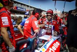 """Dovizioso atiza a la Fórmula 1: """"En MotoGP sí que escuchan a los pilotos"""""""