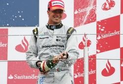Entrevista a Andreas Zuber: Fernando Alonso es el piloto mas completo