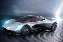 El Aston Martin Valhalla será el nuevo vehículo de James Bond