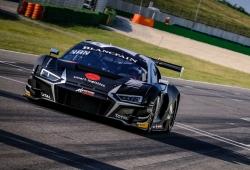 El Audi #2 manda en los libres de la Blancpain GT en Misano