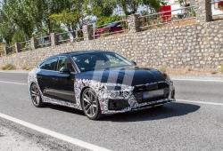 El nuevo Audi A5 Sportback 2020 se deja ver a plena luz del día