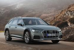 Audi A6 allroad quattro 2019, comodidad dentro y fuera del asfalto