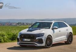 Lumma Design convierte al Audi Q8 en un SUV más temible