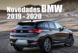 La gama de BMW estrena novedades mecánicas y de equipamiento desde el mes de julio