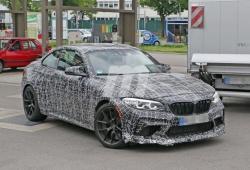 El nuevo BMW M2 CS nos muestra su interior por primera vez