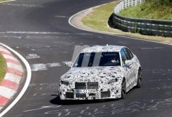 El nuevo BMW M3 en Nürburgring ahora en vídeo