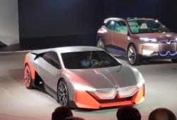 BMW anuncia 25 nuevos modelos electrificados de aquí a 2023