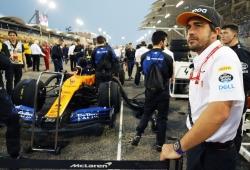 """Brown descarta la vuelta de Alonso a McLaren F1: """"No hay asientos disponibles"""""""