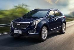 El nuevo Cadillac XT5 2020 ha sido presentado en China