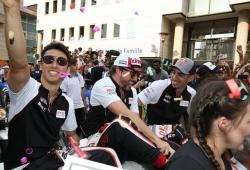 Calma tensa antes de la gran salida en Le Mans