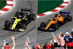 Cuatro motores Renault en la Q3 del rápido circuito de Montreal