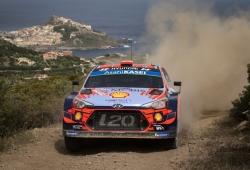 Dani Sordo gana por sorpresa el Rally de Italia-Cerdeña