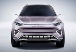 Denza Concept X, un nuevo SUV híbrido y eléctrico para China que se estrena en 2020