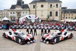 Duelo interno en Toyota por el WEC y el triunfo en Le Mans