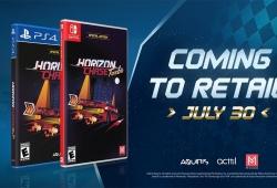La edición física de Horizon Chase Turbo llegará a Europa
