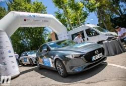Ponemos a prueba la eficiencia del nuevo Mazda3 participando en el ALD Ecomotion Tour 2019