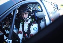 Eric Camilli completa un test con el Citroën C3 WRC