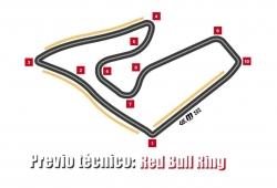 Previo técnico: así es el Red Bull Ring