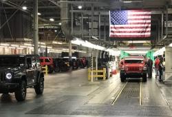 FCA ha sido demandada en EEUU por tambaleo en la dirección del Jeep Wrangler