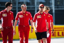 Ferrari confirma que declina apelar la sanción a Vettel, pero estudia otro tipo de protesta