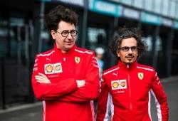 """Ferrari pierde terreno """"en todas las áreas"""" y no espera cambios """"por el momento"""""""