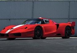 Magnífica colección Ferrari completa a subasta en Monterey