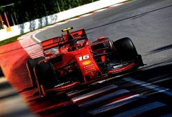 Ferrari no informó a Leclerc de la sanción de Vettel; Binotto defiende al alemán