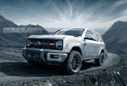 Una filtración revela que el Ford Bronco contará con el motor 2.3L EcoBoost