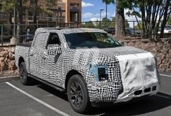 El nuevo Ford F-150 2021 ya se pasea con su configuración definitiva