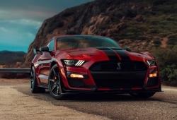 ¡Sorpresa! el V8 del nuevo Mustang Shelby GT500 entrega 770 CV