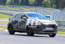 El nuevo Ford Puma será presentado oficialmente el próximo 26 de junio