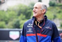 Franz Tost enumera las causas del resurgir de Toro Rosso