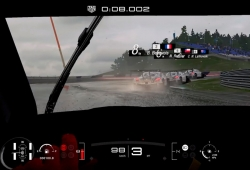 La lluvia está lista para su llegada a Gran Turismo Sport