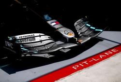 Hamilton da el primer golpe en los libres del Red Bull Ring