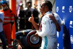 Hamilton cambia su discurso, Red Bull y Ferrari presionan: así es la lucha de los neumáticos
