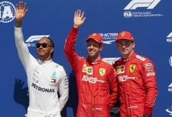 "Hamilton ve Canadá como el ""punto de inflexión"" de Ferrari: ""Me alegro por Seb"""
