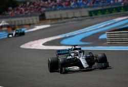 """Hamilton, muy crítico: """"Que las carreras sean aburridas no es culpa de los pilotos"""""""