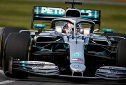 """Hamilton: """"Fue otro error inocente, estaba buscando el límite y lo sobrepasé"""""""