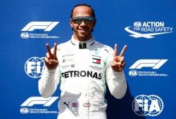 """Hamilton: """"Cuando supe que la nueva prueba de Ferrari era el vídeo de Chandhok, me quedé tranquilo"""""""