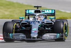 Hamilton y Bottas soplan más fuerte en el arranque en Montreal